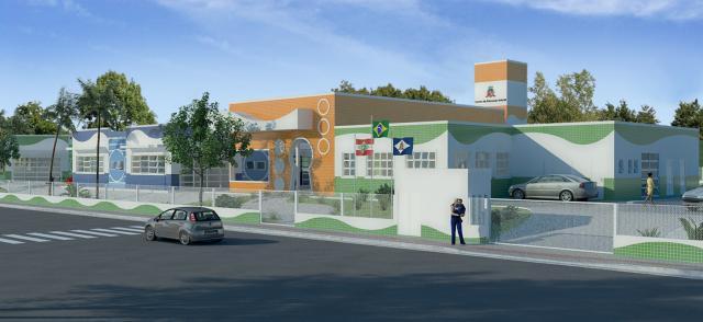 CEI - Centro de Educação Infantil