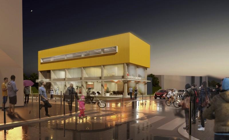 Centro Comercial CALC