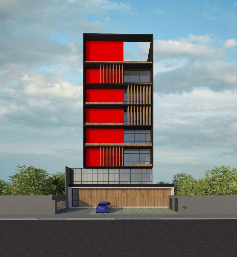 Edificio Comercial Pernambuco - Henz