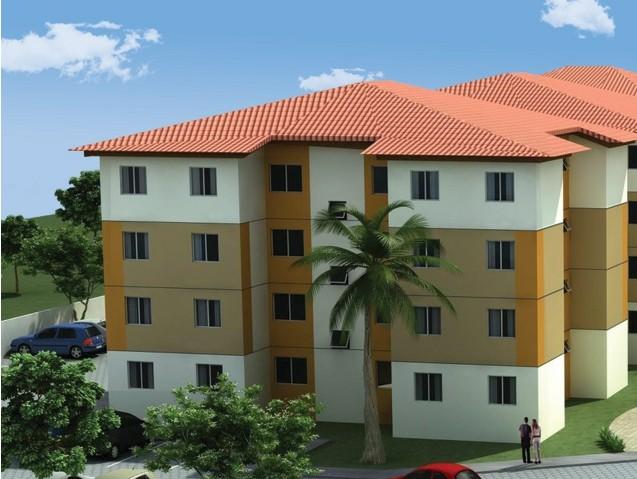 Edifício Residencial Acácias / Figueiras / Cedros - FMM Engenharia