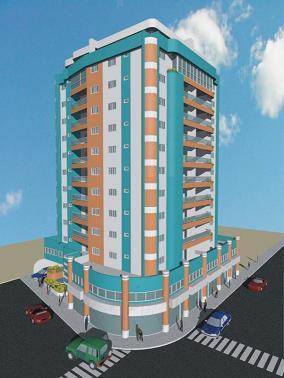 Edificio Residencial/Comercial