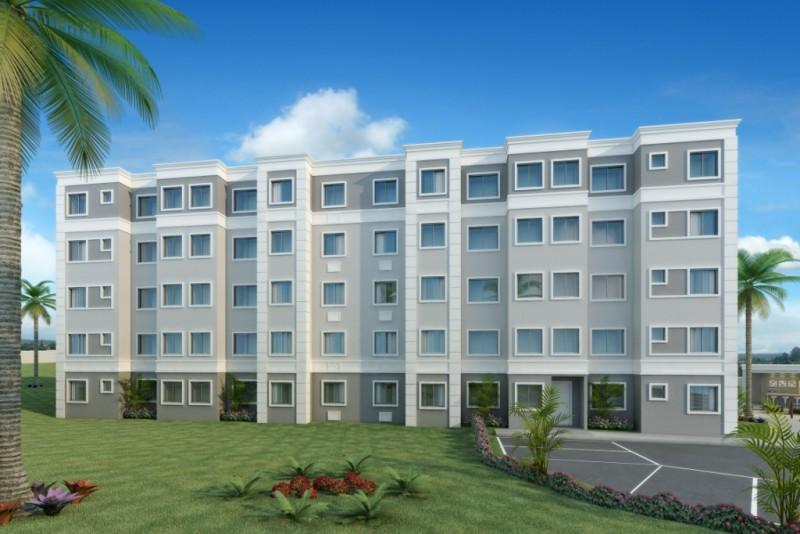 Edifício Residencial Spazzio Jardim Genebra - Construtora MRV
