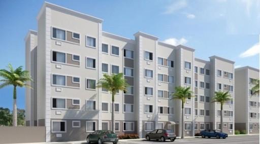 Edifícios Residenciais - Porto de Alexandria e Porto de Nápolis