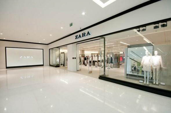 Loja Zara - Iguatemi