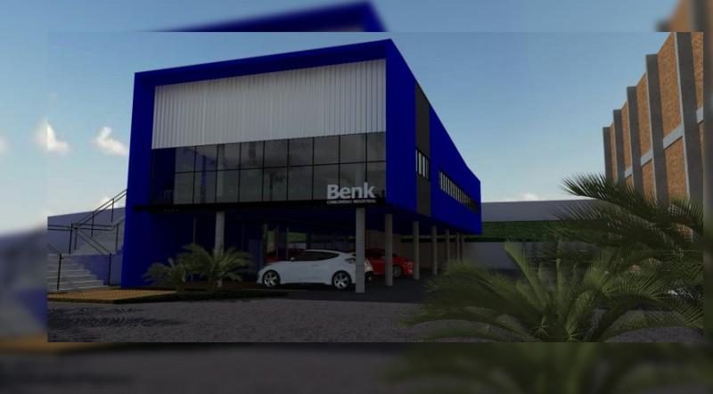 Orbenk - Restaurante Industrial