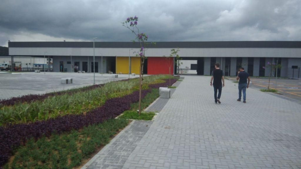 UFSC Joinville - Perini Business Park