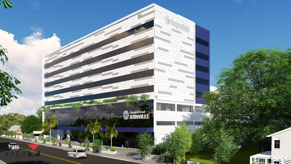 Centro Hospitalar Joinville - Hapvida