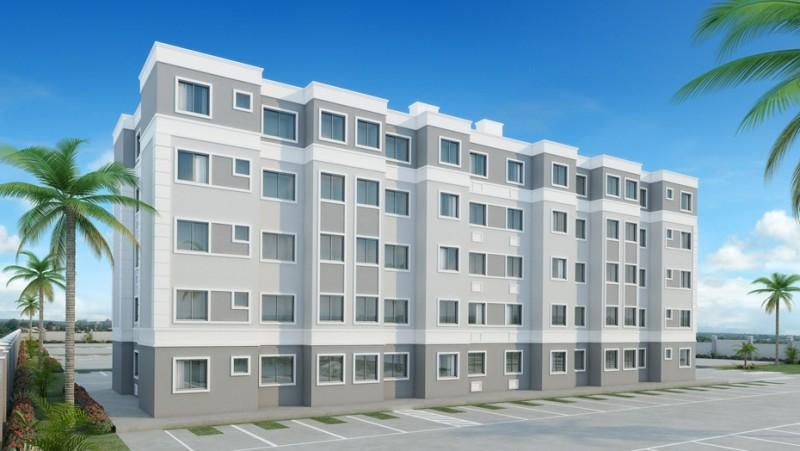 Edifício Residencial Parque Jolie - Construtora MRV