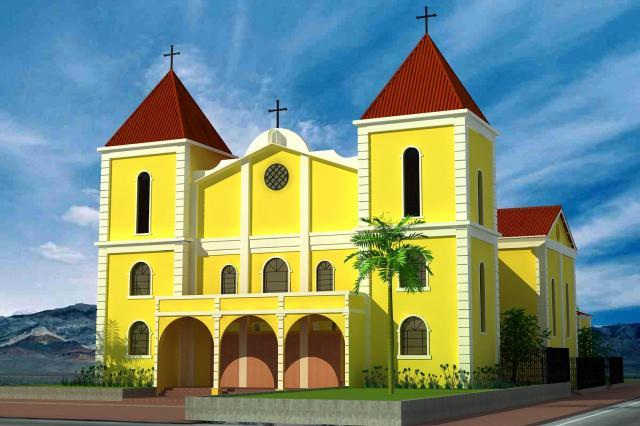 Mitra Diocesana de Joinville - Santuário de Araquari